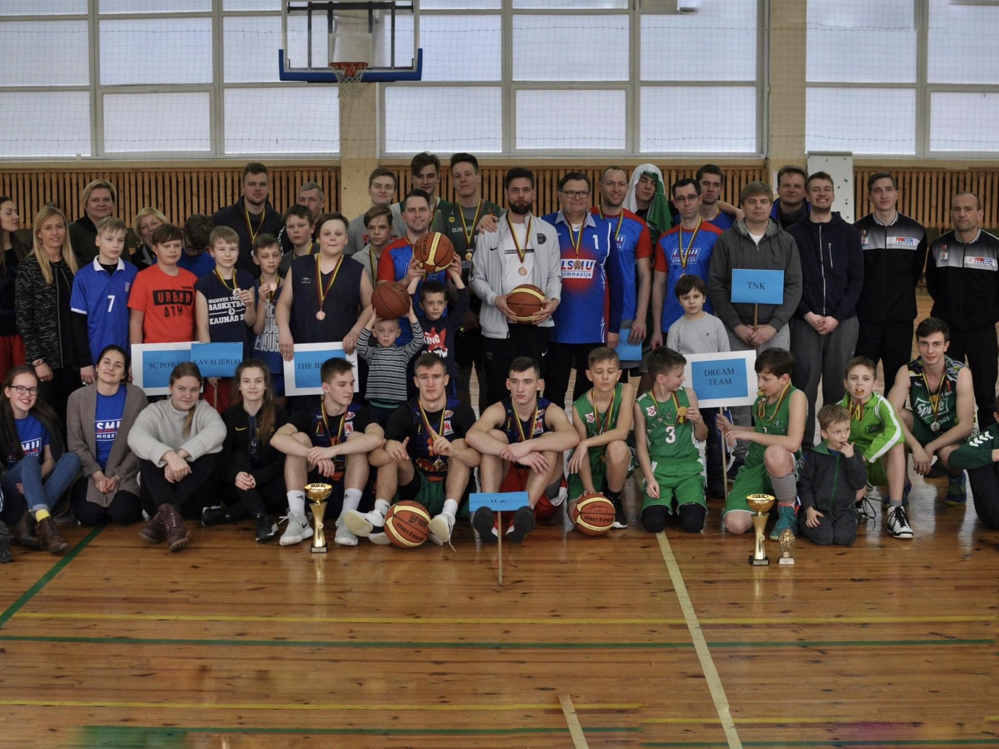 Bendruomenės 3×3 krepšinio turnyras