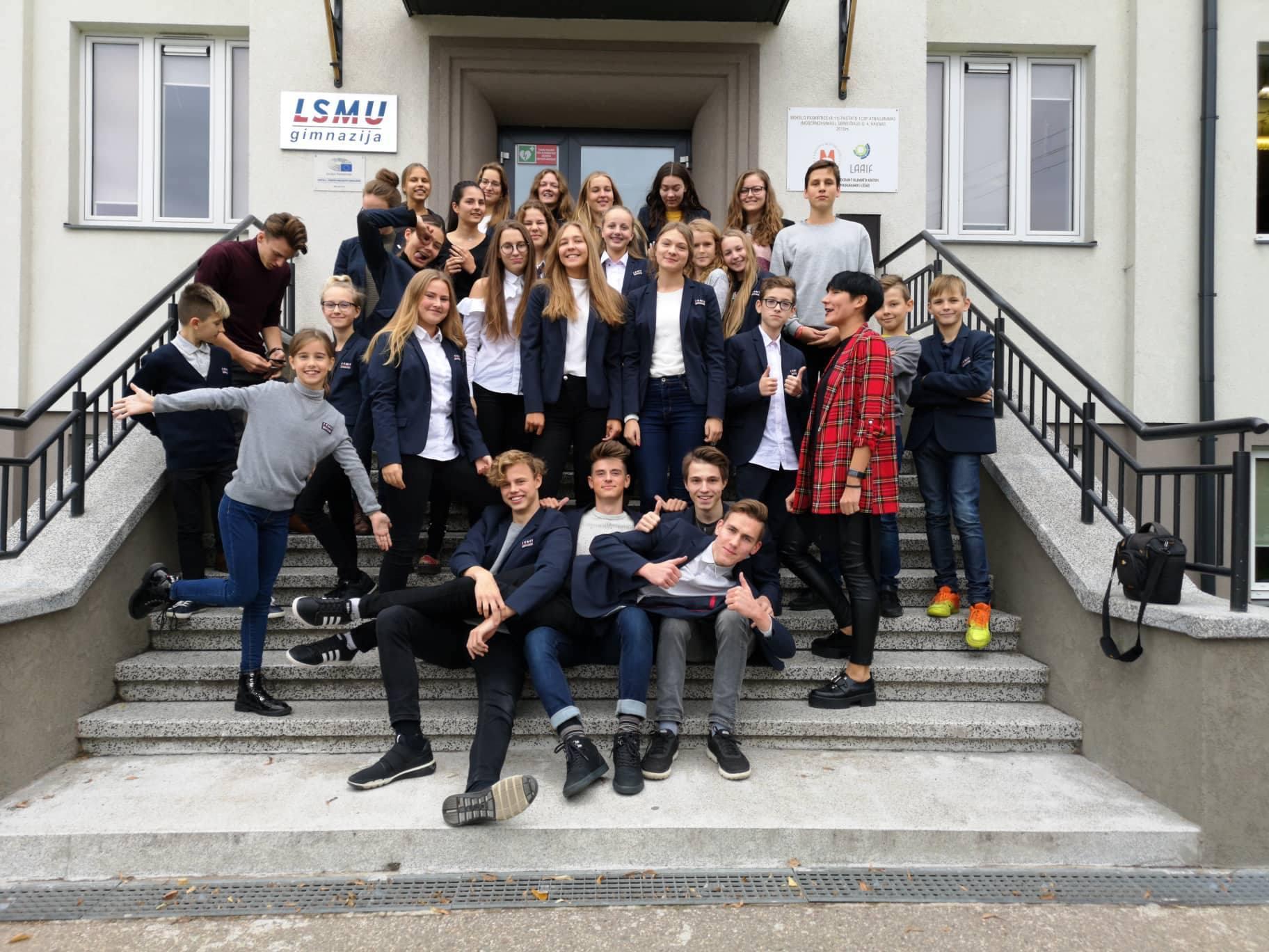 Mokinių taryba 2018/2019 m.m.